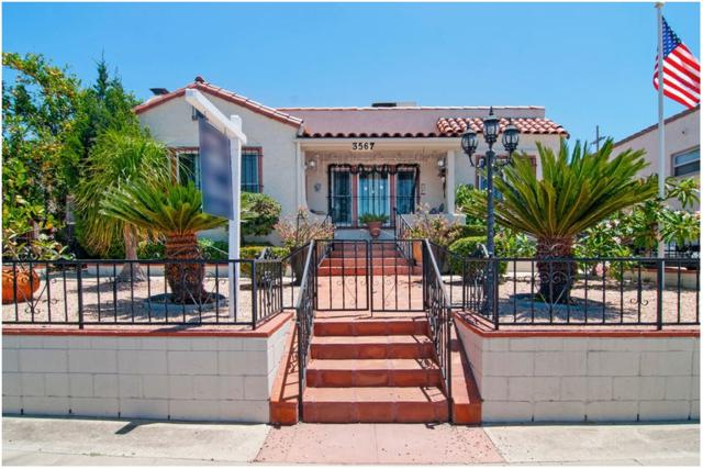 3567 Villa Terrace, San Diego, CA 92104 (#180033014) :: Keller Williams - Triolo Realty Group
