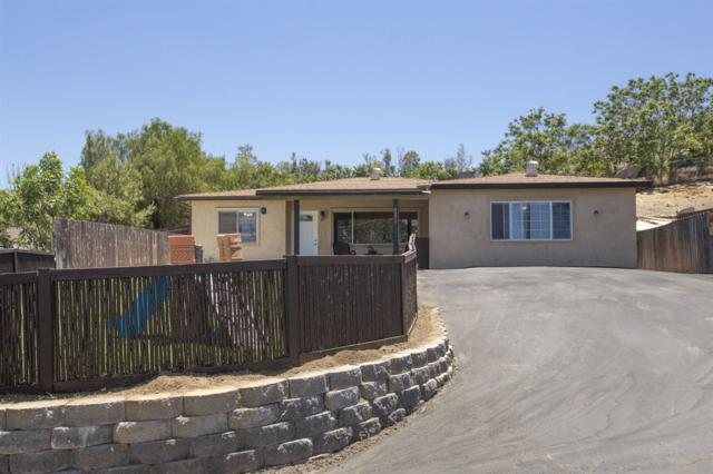 9371 Starcrest Dr, Santee, CA 92071 (#180033247) :: Whissel Realty