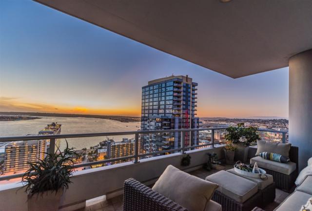 1262 Kettner Blvd #2701, San Diego, CA 92101 (#180033442) :: Ascent Real Estate, Inc.