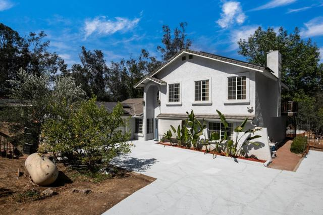11715 Rocoso Rd, Lakeside, CA 92040 (#180033492) :: Whissel Realty