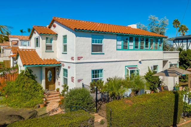 1750 Plum Street, San Diego, CA 92106 (#180033515) :: KRC Realty Services