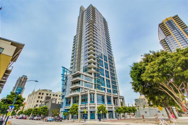 1262 Kettner Blvd #803, San Diego, CA 92101 (#180033523) :: Ascent Real Estate, Inc.