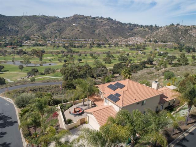 1366 Corte De Las Piedras, El Cajon, CA 92019 (#180033544) :: Whissel Realty