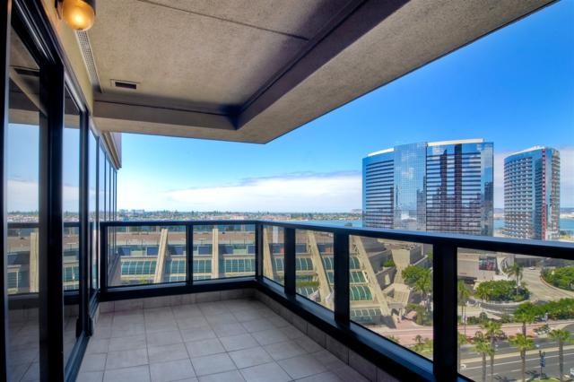 200 Harbor Dr #1403, San Diego, CA 92101 (#180033567) :: KRC Realty Services