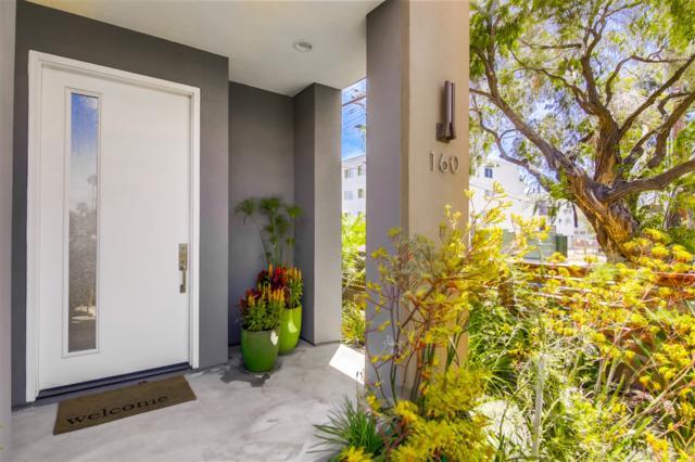 160 W Robinson Ave, San Diego, CA 92103 (#180033775) :: KRC Realty Services