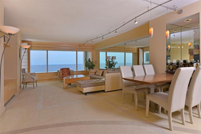 939 Coast Blvd. 9E, La Jolla, CA 92037 (#180033777) :: Ghio Panissidi & Associates