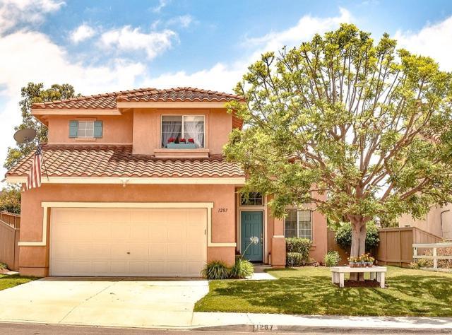 1287 Via Contessa, San Marcos, CA 92069 (#180033795) :: KRC Realty Services
