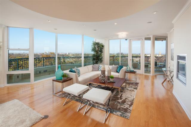 2500 6th Ave Penthouse 1, San Diego, CA 92103 (#180033890) :: Jacobo Realty Group