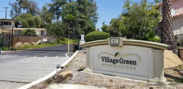 830 W Lincoln Ave #187, Escondido, CA 92026 (#180033898) :: KRC Realty Services