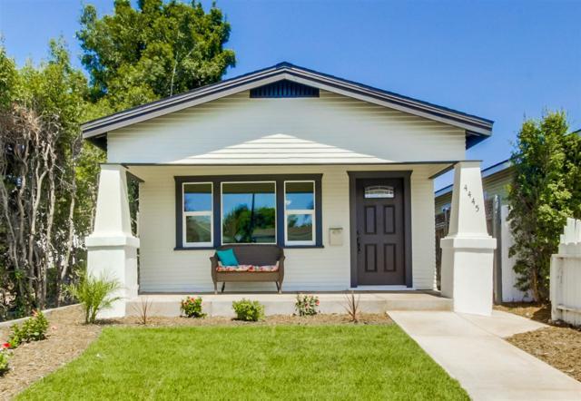 4445 Mcclintock St, San Diego, CA 92116 (#180033945) :: Ascent Real Estate, Inc.