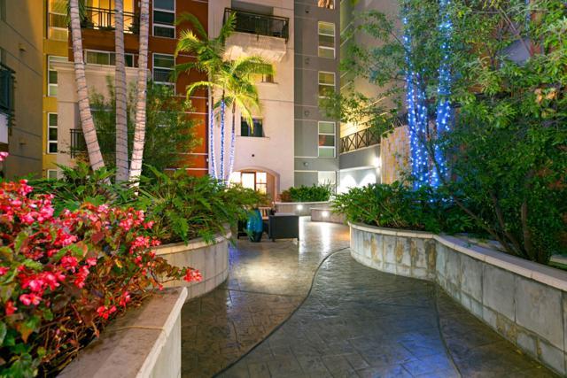 550 Park Blvd #2607, San Diego, CA 92101 (#180033986) :: Ascent Real Estate, Inc.