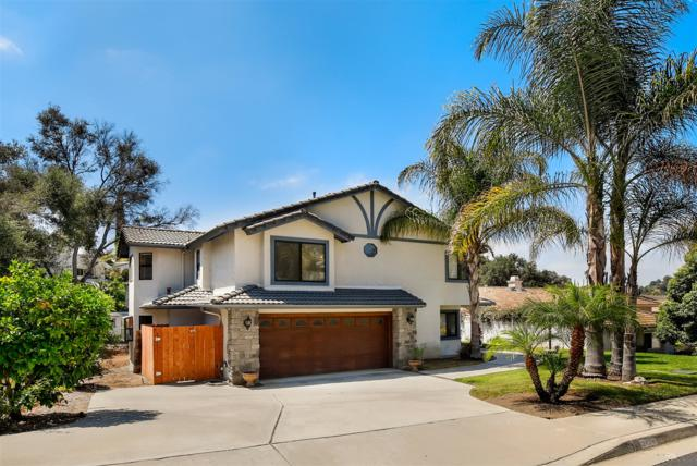 2716 Secret Lake Ln, Fallbrook, CA 92028 (#180033994) :: Keller Williams - Triolo Realty Group