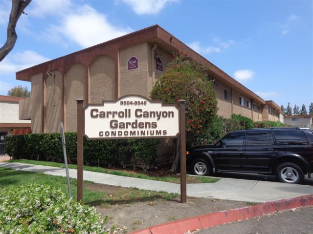 9516 Carroll Canyon Rd #113, San Diego, CA 92126 (#180033998) :: The Yarbrough Group