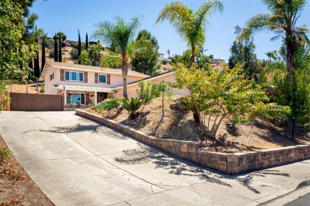 2064 Ventana Way, El Cajon, CA 92020 (#180034038) :: KRC Realty Services