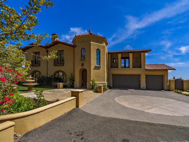 7824 Camino De La Dora, Rancho Santa Fe, CA 92067 (#180034053) :: Heller The Home Seller