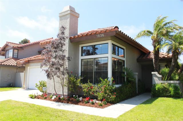 1836 Avenida Mimosa, Encinitas, CA 92024 (#180034139) :: Coldwell Banker Residential Brokerage