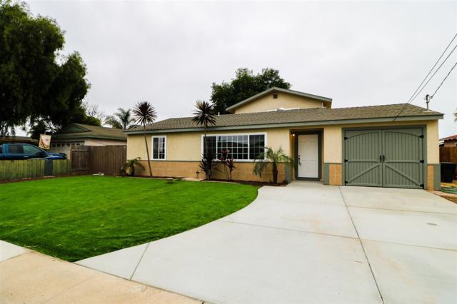 174 Landis Ave, Chula Vista, CA 91910 (#180034163) :: Keller Williams - Triolo Realty Group