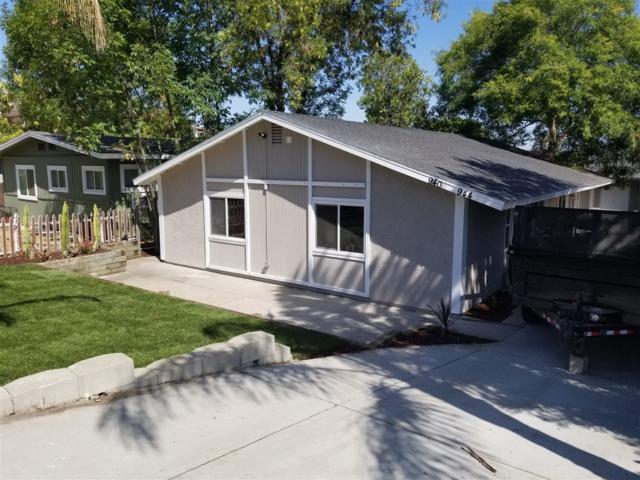 940-944 E 4th Ave, Escondido, CA 92025 (#180034186) :: KRC Realty Services
