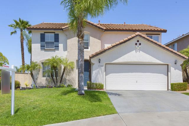 1344 Corte Bagalso, San Marcosq, CA 92069 (#180034310) :: Ascent Real Estate, Inc.