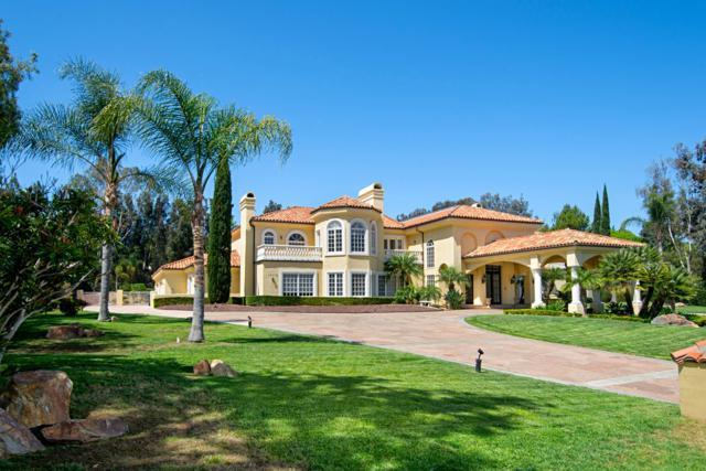 17472 Circa Del Sur, Rancho Santa Fe, CA 92067 (#180034660) :: KRC Realty Services