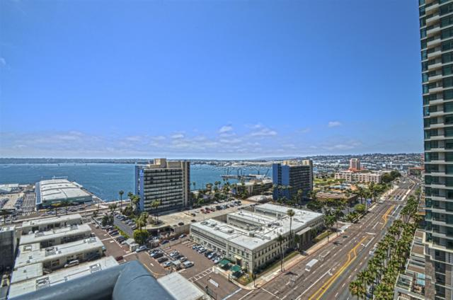 1199 Pacific Hwy #1606, San Diego, CA 92101 (#180034759) :: Heller The Home Seller