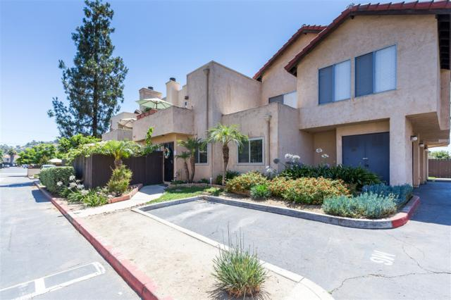 1380 E Washington Avenue 9W, El Cajon, CA 92019 (#180034811) :: KRC Realty Services