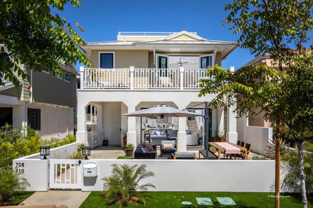 708 E Avenue, Coronado, CA 92118 (#180035170) :: Douglas Elliman - Ruth Pugh Group