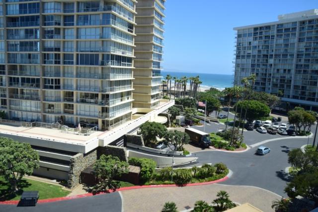 1810 Avenida Del Mundo #503, Coronado, CA 92118 (#180035228) :: Heller The Home Seller