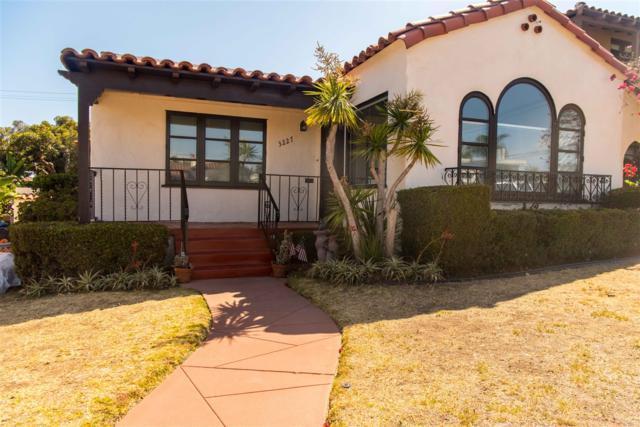 3227 Browning St, San Diego, CA 92106 (#180036073) :: Neuman & Neuman Real Estate Inc.
