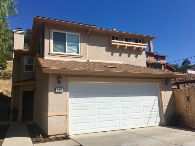 406 Silverbrook Drive, El Cajon, CA 92019 (#180036174) :: The Yarbrough Group