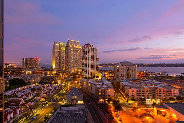 700 W E Street #1601, San Diego, CA 92101 (#180036211) :: Douglas Elliman - Ruth Pugh Group