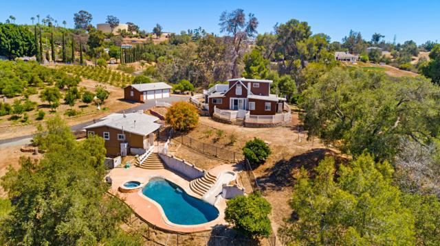 2101 Fallen Leaf Ln, Fallbrook, CA 92028 (#180036951) :: Neuman & Neuman Real Estate Inc.
