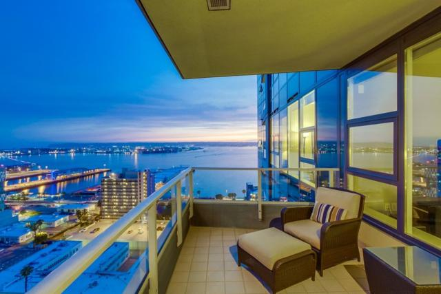 1325 Pacific Hwy #2303, San Diego, CA 92101 (#180037146) :: Heller The Home Seller