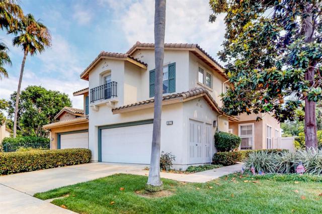 1617 Baccharis Ave, Carlsbad, CA 92011 (#180037385) :: Ghio Panissidi & Associates