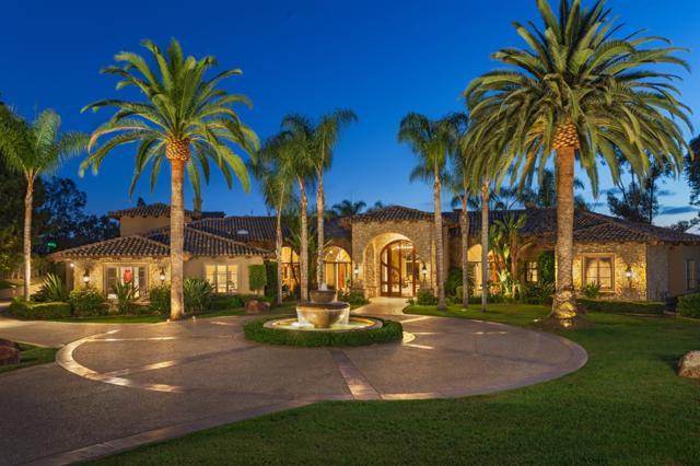 6363 Calle Del Campanario, Rancho Santa Fe, CA 92067 (#180037647) :: Harcourts Ranch & Coast
