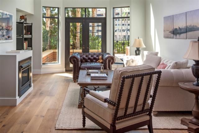 500 W Harbor Drive #109, San Diego, CA 92101 (#180037900) :: Heller The Home Seller