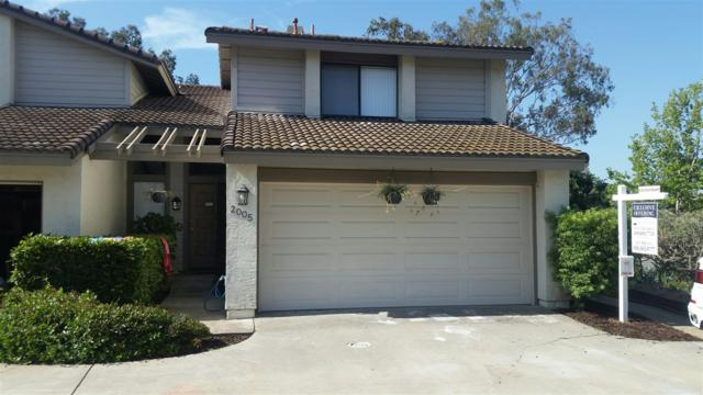 2005 Leafwood, Encinitas, CA 92024 (#180037985) :: The Houston Team | Compass