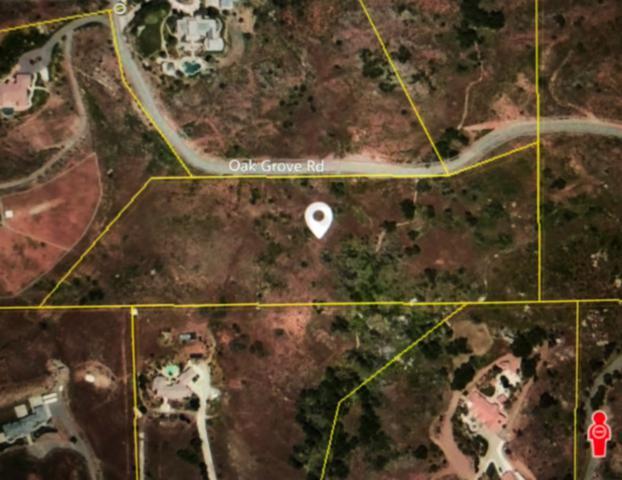 0 Oak Grove Rd. #1, Ramona, CA 92065 (#180038027) :: Coldwell Banker Residential Brokerage