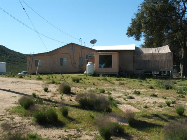 31282 Highway 94, Campo, CA 91906 (#180038227) :: Neuman & Neuman Real Estate Inc.