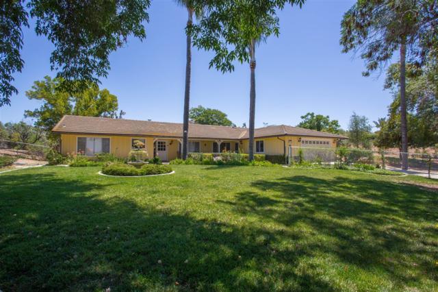 1514 Camino De Nog, Fallbrook, CA 92028 (#180038264) :: Douglas Elliman - Ruth Pugh Group