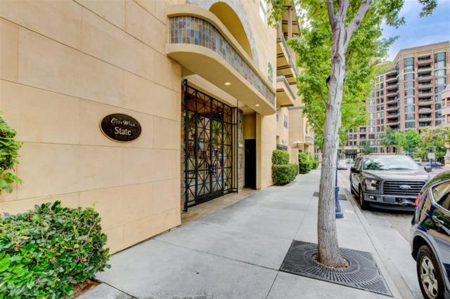 301 W G Street #305, San Diego, CA 92101 (#180038320) :: Heller The Home Seller