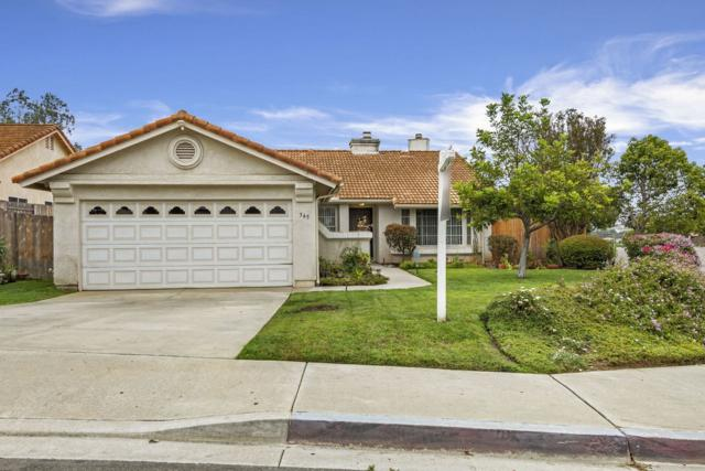 345 E Indian Rock Road, Vista, CA 92084 (#180038324) :: The Houston Team | Compass