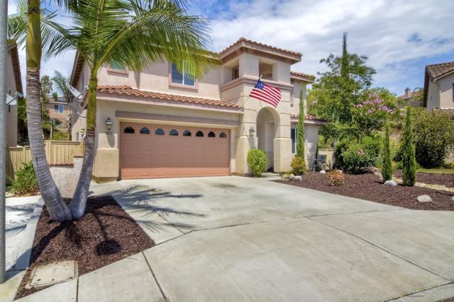 803 Avenida Codorniz, San Marcos, CA 92069 (#180038344) :: Keller Williams - Triolo Realty Group