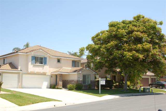 4322 Deer Creek Way, Oceanside, CA 92057 (#180038605) :: The Yarbrough Group