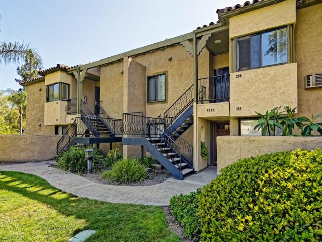 6737 Oakridge Rd #206, San Diego, CA 92120 (#180038633) :: PacifiCal Realty Group