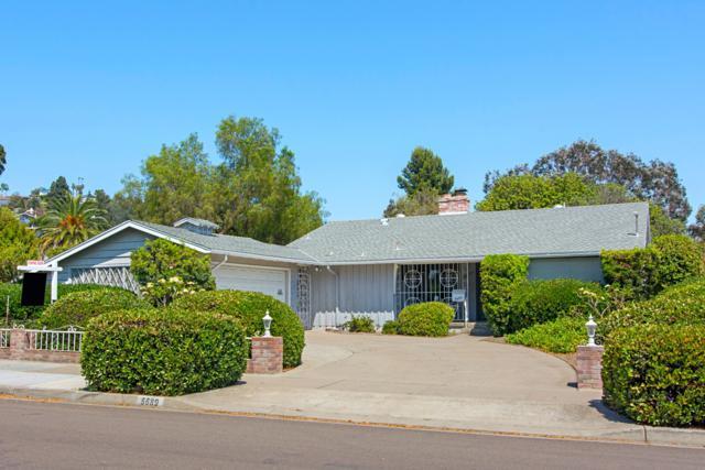 5689 Madra Ave, San Diego, CA 92120 (#180038814) :: Heller The Home Seller