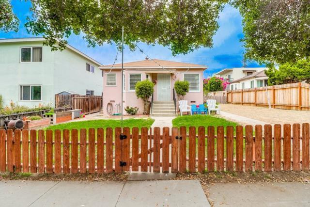 1436 /38 Hornblend Street, San Diego, CA 92109 (#180039034) :: Keller Williams - Triolo Realty Group