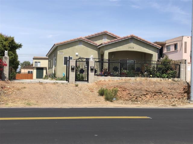 3518-3520 Euclid Ave, San Diego, CA 92105 (#180039153) :: The Yarbrough Group