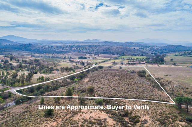 00 Sutherland Dam Rd #00, Ramona, CA 92065 (#180039181) :: KRC Realty Services