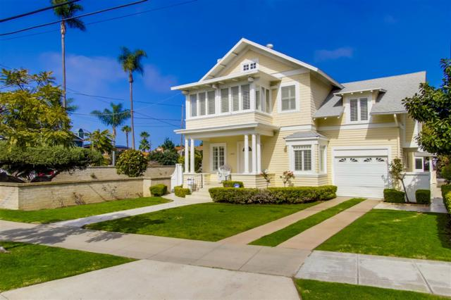 1405 10th Street, Coronado, CA 92118 (#180039222) :: Neuman & Neuman Real Estate Inc.